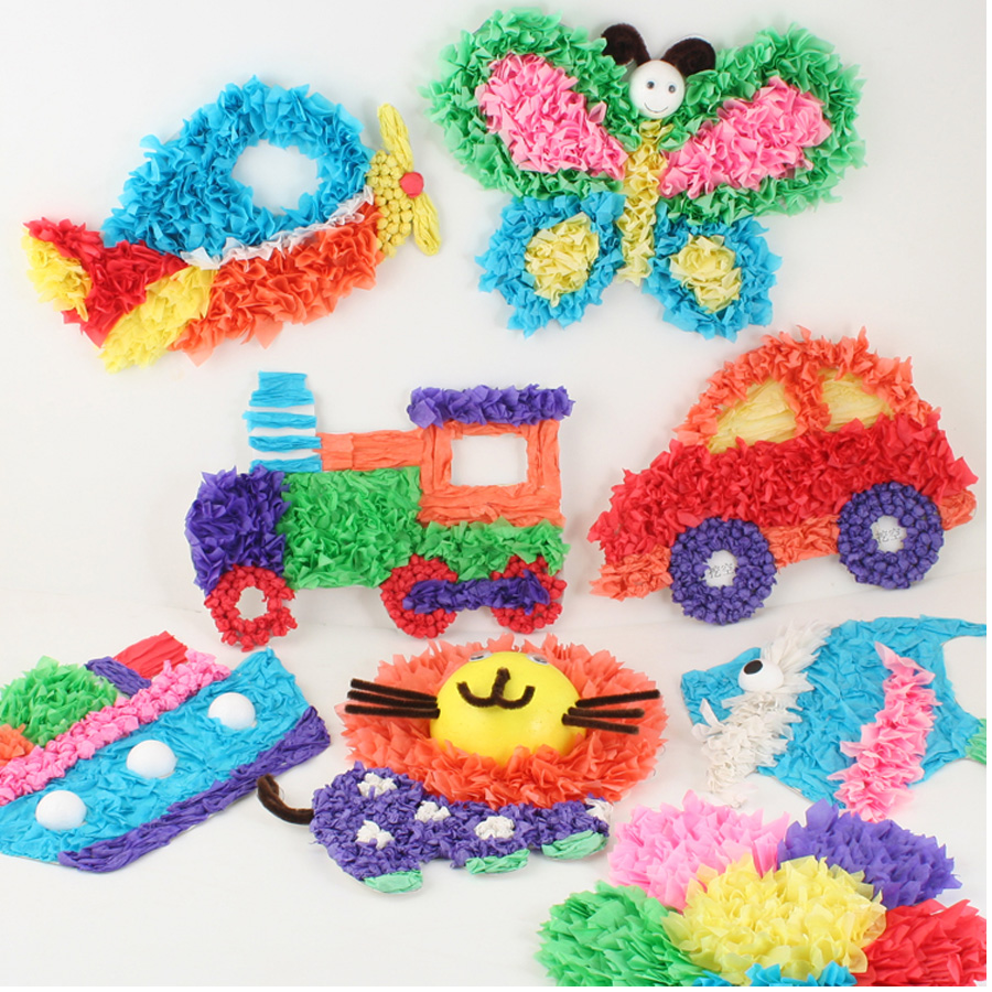 Popular Handmade Paper Crafts for Kids-Buy Cheap Handmade ...