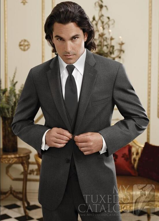 High Quality Grey Suit Wool Promotion-Shop for High Quality ...