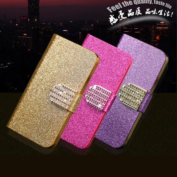Togood Brand Case For iPhone 3GS Book Flip Women Girl Shiny Skin Leather Stand Case For iPhone 3GS Wallet Cover(China (Mainland))
