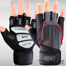 Men sports fitness gloves Gym training fitness equipment chuteiras guantes  tactical gloves summer style weight lifting gloves