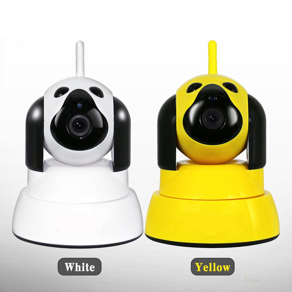 Baby Monitor IP Camera WiFi Wireless Smart Dog Security Camera Micro SD Network Rotatable Defender Home Telecam HD CCTV IOS PC(China (Mainland))