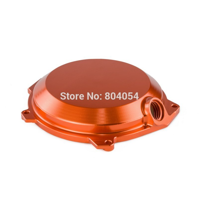 CNC Billet Engine Clutch Cover Outside Fits For KTM 350 SX-F XC-F 2011 2012 2013 2014 2015