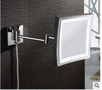 Commentaires pliage grand miroir faire des achats en for Miroir loupe pour salle de bain