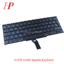 Original Spanish Keyboard SP Macbook Air 11 inch A1465 MD223 MD224 MD711 MD712 - HOPE ELECTRONIC LIMITED COMPANY store