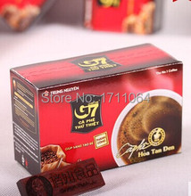 180g Vietnam coffee instant coffee sugar free g7 pure black coffee for lose weight origin brand