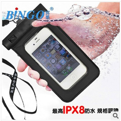 hot Waterproof PVC Bag Underwater Pouch for nokia Lumia 800 620 610 mobile phone Watch Digital Camera ect case Free shipping(China (Mainland))
