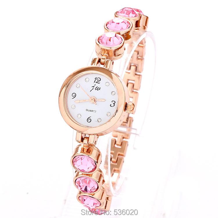 Ladies dress watch Bracelet Big Diamond Crystal Watches Women Quartz relogio masculine female 2015 - ShenZhen OKE Trade Co.,LTD store