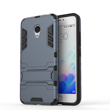 Buy Meizu Meilan 3 Case Dual Layer Hybrid Rugged Armor Hard PC+TPU Shockproof Kickstand Case Meilan 3S M3s M3 mini for $3.67 in AliExpress store