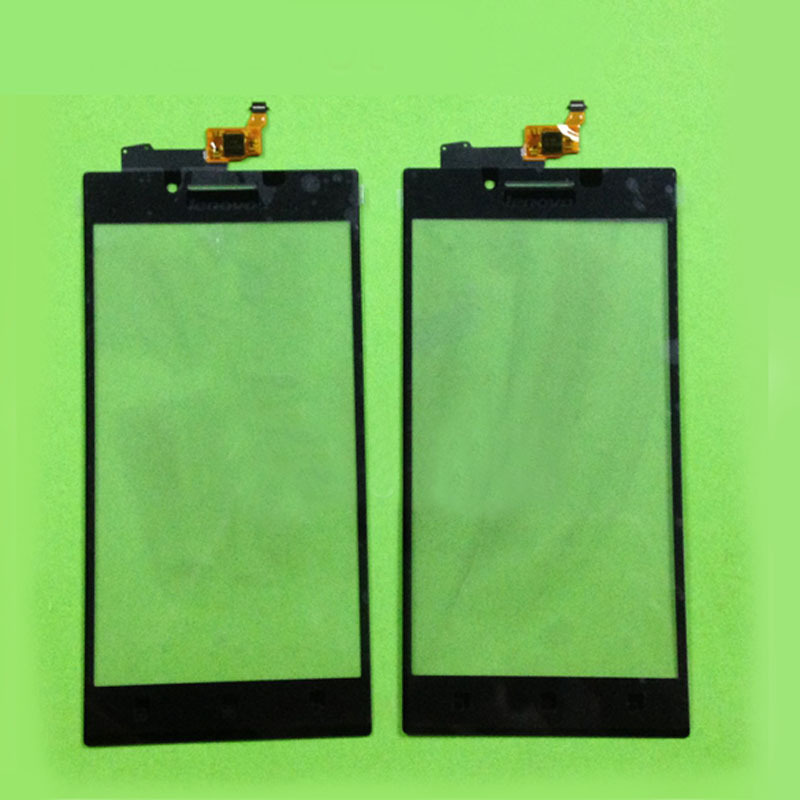 1PCS Original For Lenovo P70 P70T Touch Screen Replacement Cell Phone Digitizer Front Glass Free Shipping(China (Mainland))