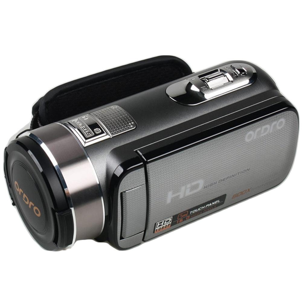 "HDV-Z60 DV Digital Video Camera Full HD 1080P 30FPS 16Mega pixels 5X Optical zoom 120X Digital zoom 3.0"" Touch LCD TV Out(China (Mainland))"