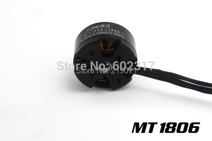 100% original 4 pcs / lot Emax MT1806 2280KV CW / CCW outrunner Brushless Motor for Drone QAV250 RC helicopter FPV Quadcopter<br><br>Aliexpress
