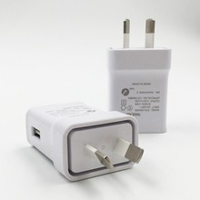 Buy 2pcs/Lot 2A AU Plug USB AC Power Wall Home Charger Power AdapterFor Samsung Galaxy S5/6 Edge Apple iphone Australia adapter for $2.47 in AliExpress store