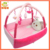 High quality Baby bed cradle bed crib portable baby bed with pillow and rattle toys