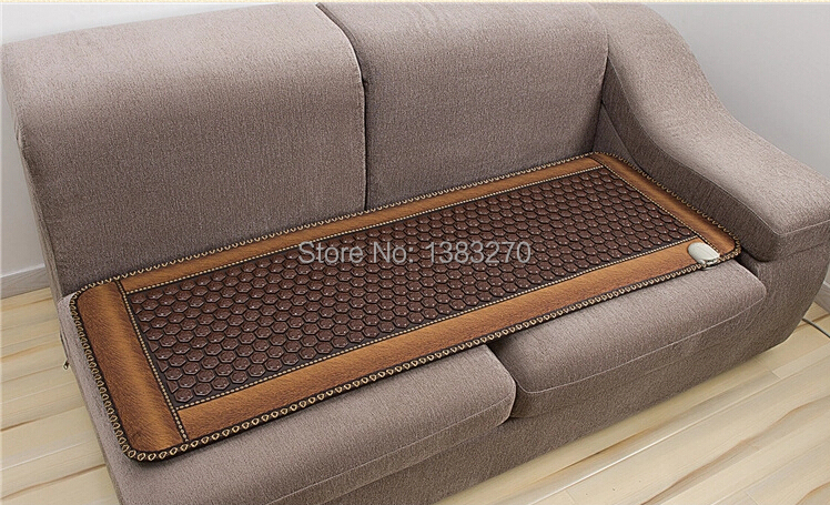 Best selling in thailand jade pad tourmaline heating mattress ocher sofa cushion far infrared for Sofa bed thailand