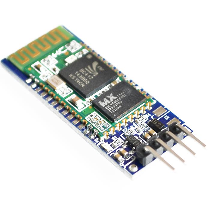 Гаджет  Free Shipping hc-06 HC 06 RF Wireless Bluetooth Transceiver Slave Module RS232 / TTL to UART converter and adapter None Электронные компоненты и материалы