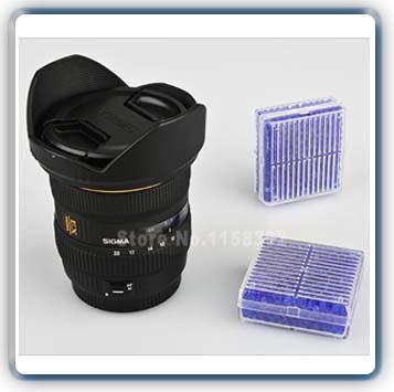 desiccatant regeneration slr camera beads moisture beads hydroscopic beads 2pcs(China (Mainland))