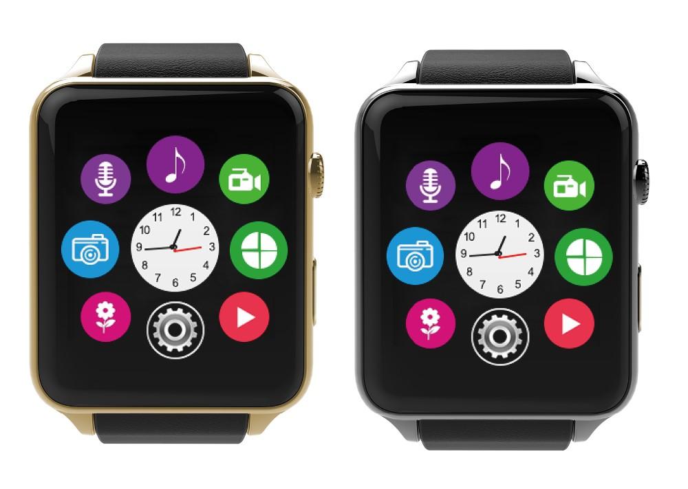 ถูก มาใหม่กันน้ำบลูทูธsmart watch gt88 nfc smart watchโทรศัพท์mateสำหรับiphoneซัมซุงandroid