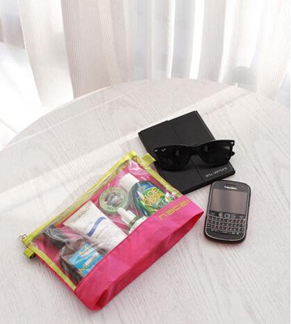 Free shipping waterproof  Storage Bag for bra,underwear,mobile phone ,cosmetics  storage bag M size(China (Mainland))