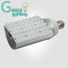 Guide lighting free shipping DHL 48W led corn bulbs 105lm/W chip E40/E27 led street lamp 180 degree AC85V-265V for street light(China (Mainland))