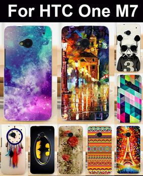 Malowane etui dla HTC One M7 | Case M7 801e | twarde