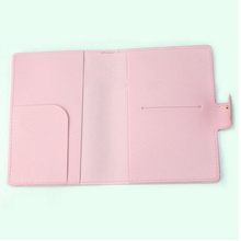 High Quality Simply Travel Wallet Passport Cover Credit Business Card Holder Bowknot Passport Holder Protect Women