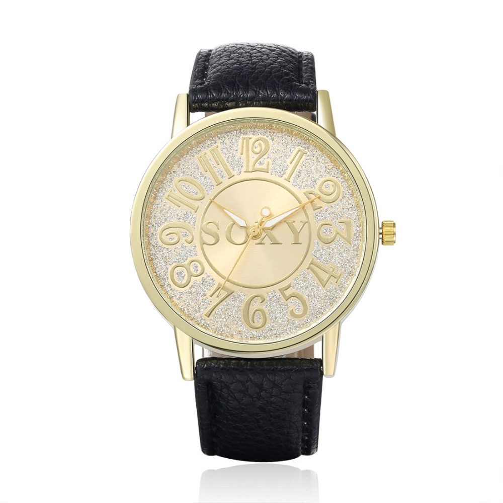 2016 new top luxury brand soxy watches quality