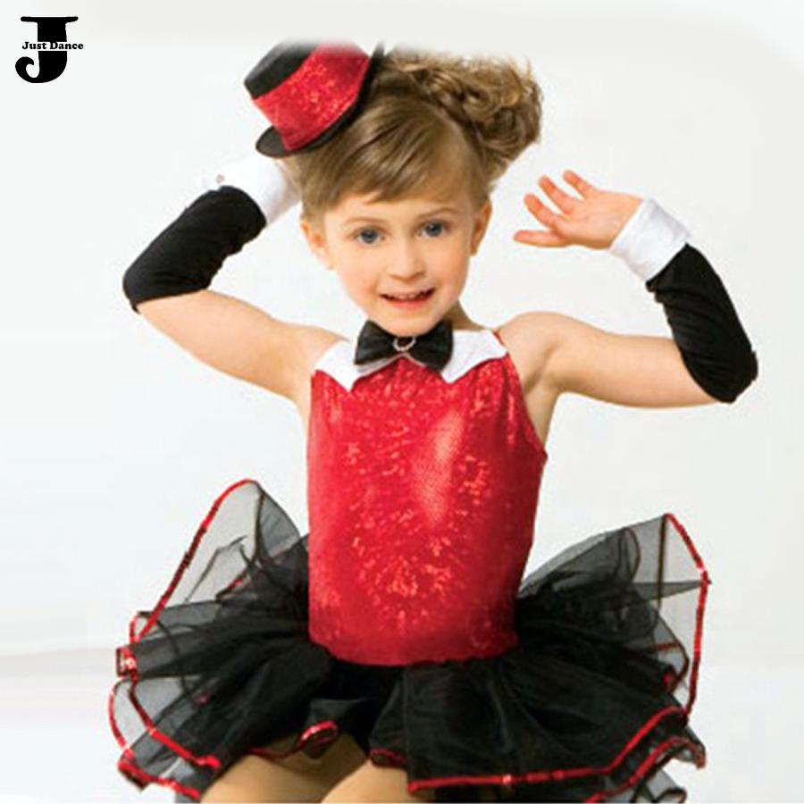 New Ballet Dress Children Jazz Costumes Girls