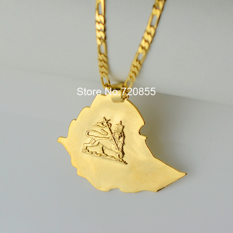 aliexpress buy map pendant necklaces chain