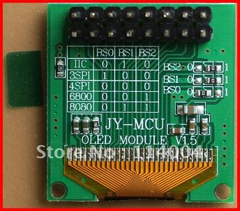 """Factory Sell 10x Blue Color SSD1306 0.96"""" OLED display module , 3.3V free shipping"""