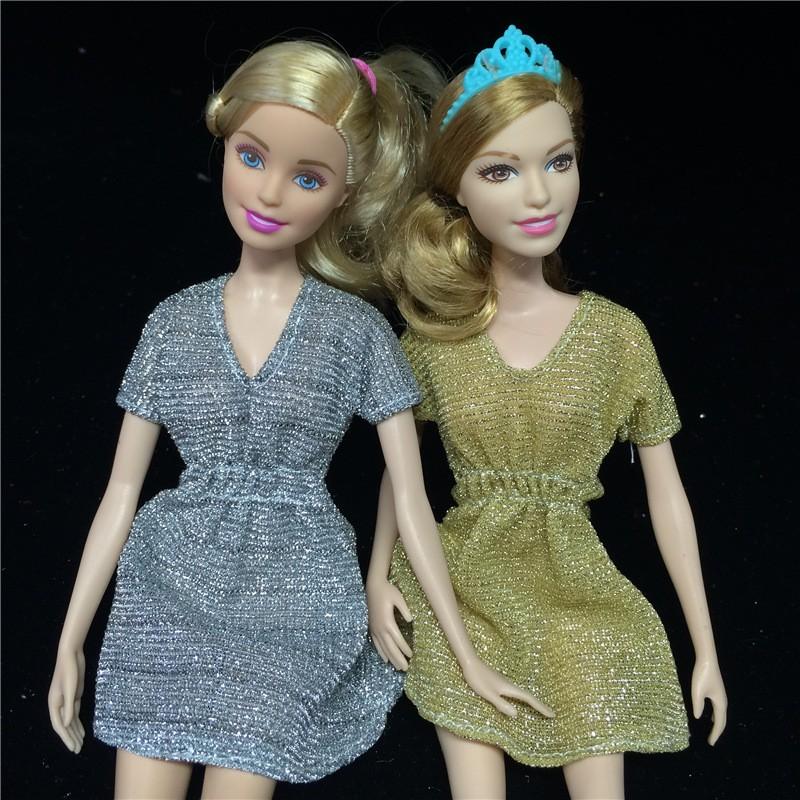 1pcs New Lovely Handmade Celebration Garments Vogue Costume For Barbie Doll