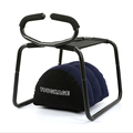 TOUGHAGE Weightless Sex Chair Stool with Inflatable Pillow and Handrail Sex Toys for Couples