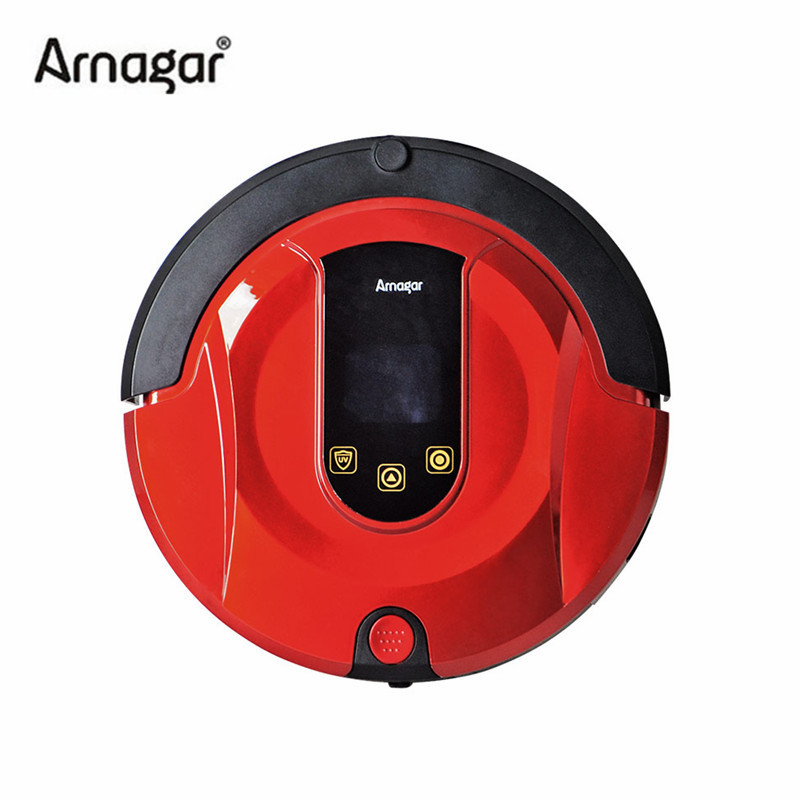From Russia Arnagar Q1 Robot Vacuum Cleaner Water Tank,Wet Mopping,2000mAh battery Automatic recharge robot Vacuum Cleaner f(China (Mainland))