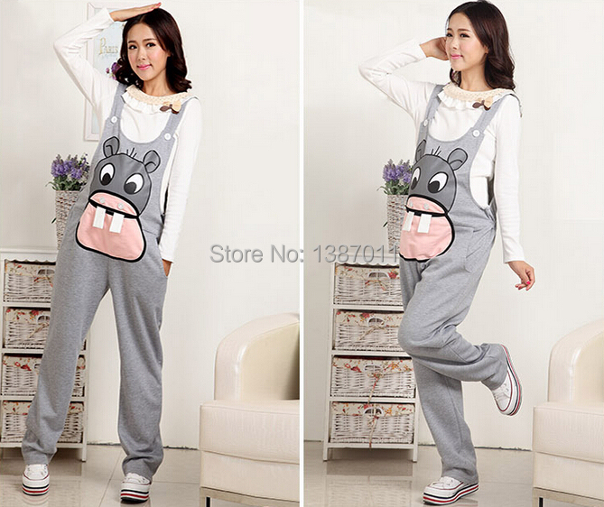 2014 new fashion hippo printed maternity