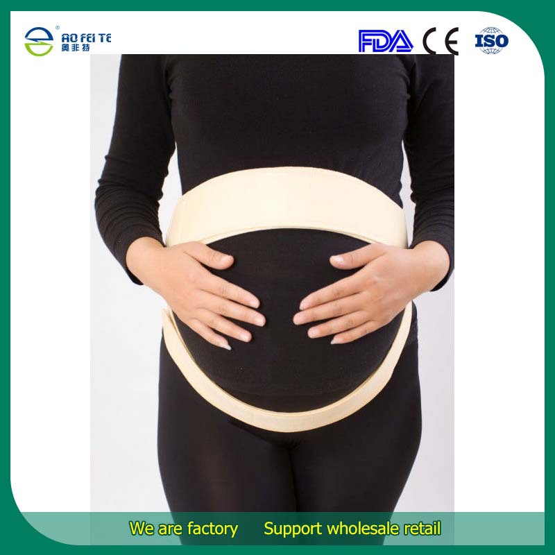 Free Shipping Adjustable New Maternity back Support brace woman Pregnancy Belt Fixed position to protect belt Best selling(China (Mainland))