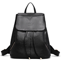 Side And Backside Zipper Pockets Women Fashion New Top Layer Cowhide Backpack Women Designer High Quality