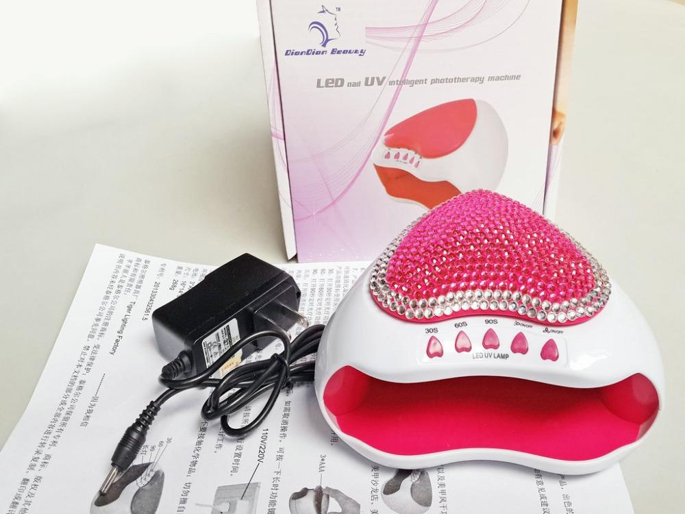 New 5W led lampara nail dryer 110V-240V USB Us Eu Plug Cnd care Nail Gel Polish Therapy Fast Dryer kit unhas de gel nail(China (Mainland))