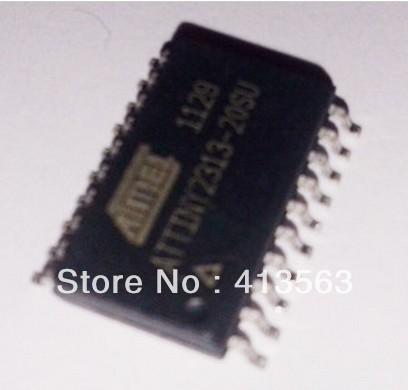 wholesale !!! 100% new originalFree Shipping 10PCS ATTINY2313-20SU ATTINY2313 SOP-20 IC 30268(China (Mainland))