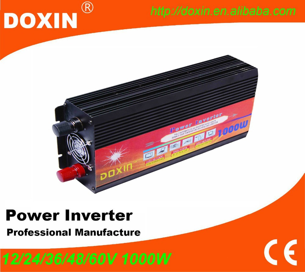 DC AC Modified Sine Wave High Capacity 1000w Power Inverter Circuit 12v 220v(China (Mainland))