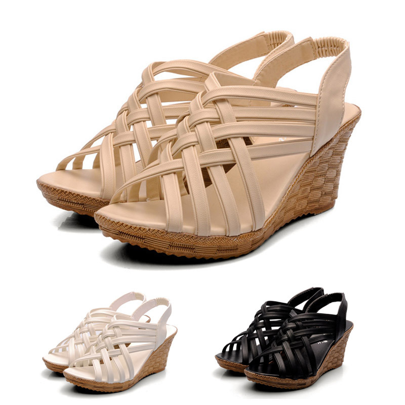 Wonderful Colors Black Driftwood Leather, Teak Leather Brand BED STU Style NameBed Stu Caitlin Block Heel Sandal Women Style  Learn More Ropes Of Braided And Buckled Straps Drape, Cross  ISOL&193 Leonora Strappy Block