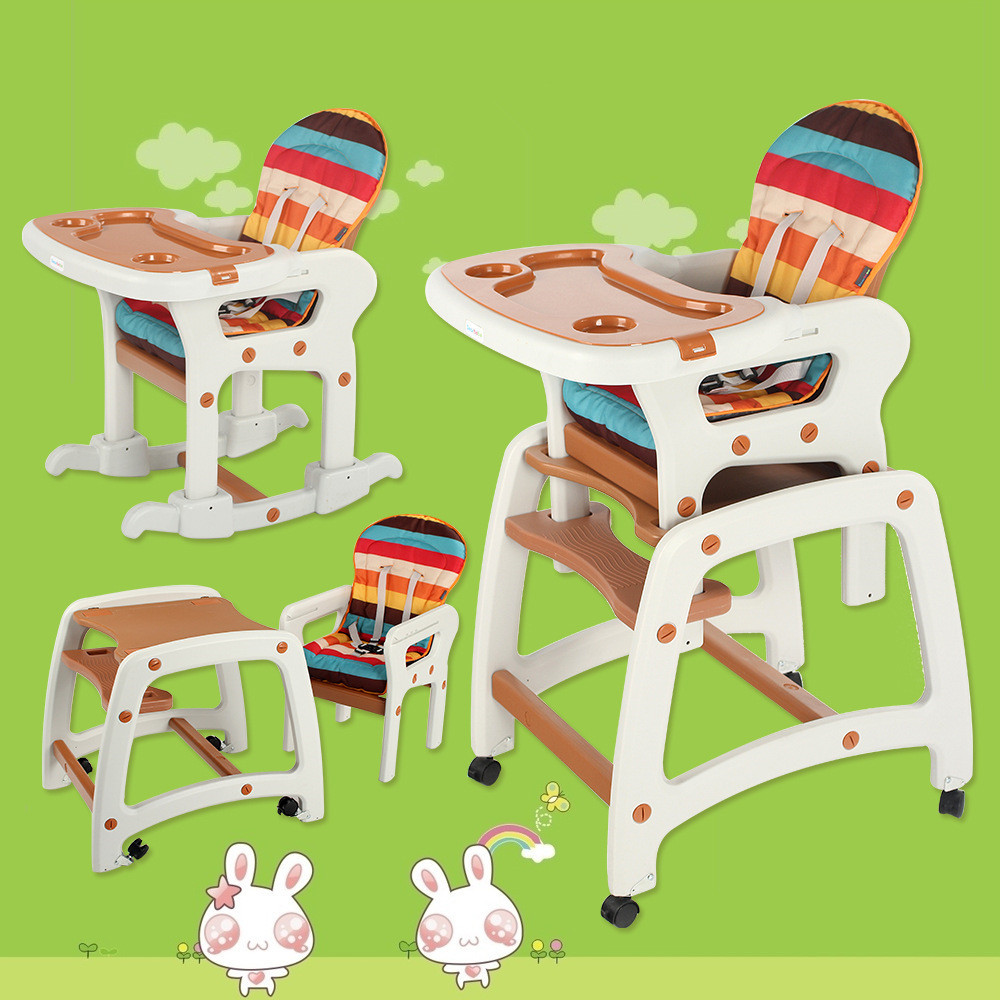 Total Fab Baby High Chair That Attaches To Table A Neat Idea ...