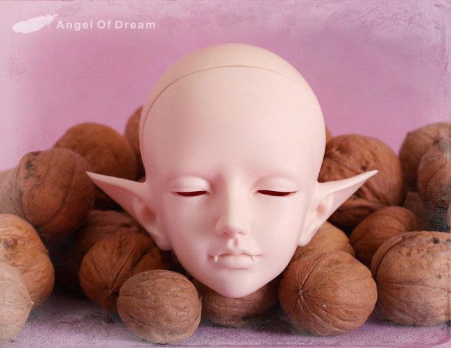 AOD SD BJD doll doll [1/3 Explanatory hormone release elf ear ear headman release(China (Mainland))