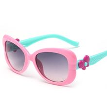 2016 New Children Sunglasses Multi Color UV400 Protection Sun Glasses Brand Designer Girl's  Kids Eyewear Oculos De Sol Gafas