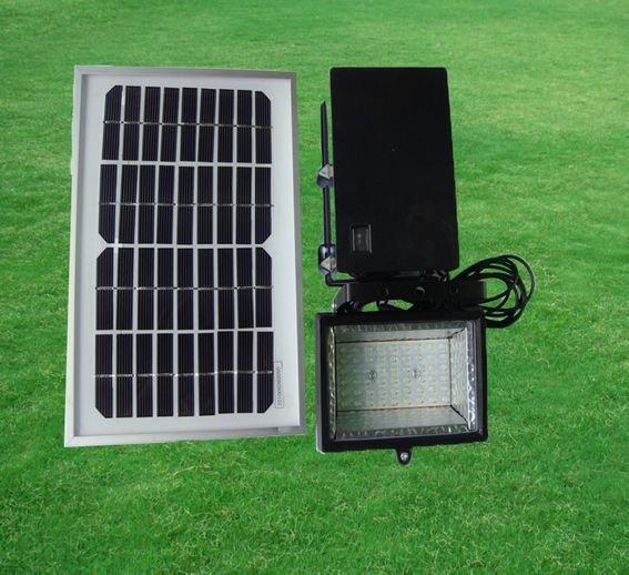 Outdoor Solar Energy System Lamp Garden Wall Decoration