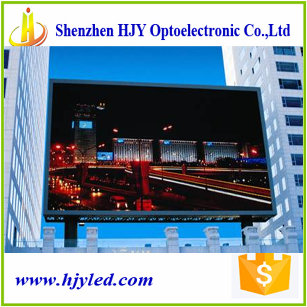 Video LED Screen P10 outdoor advertising led display screen prices(China (Mainland))