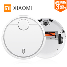 2016 Original XIAOMI MI Robot Vacuum Cleaner for Home Automatic Sweeping Dust Sterilize Smart Planned Mobile App Remote Control(China (Mainland))