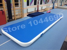 Free shipping 10*2m inflatable go kart track,air track gymnastics(China (Mainland))
