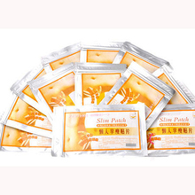50pcs Hot Products Weight Lose Paste Navel Slim Patch Sheet Health Slimming Patch Slimming Diet Products Detox Adhesive(China (Mainland))