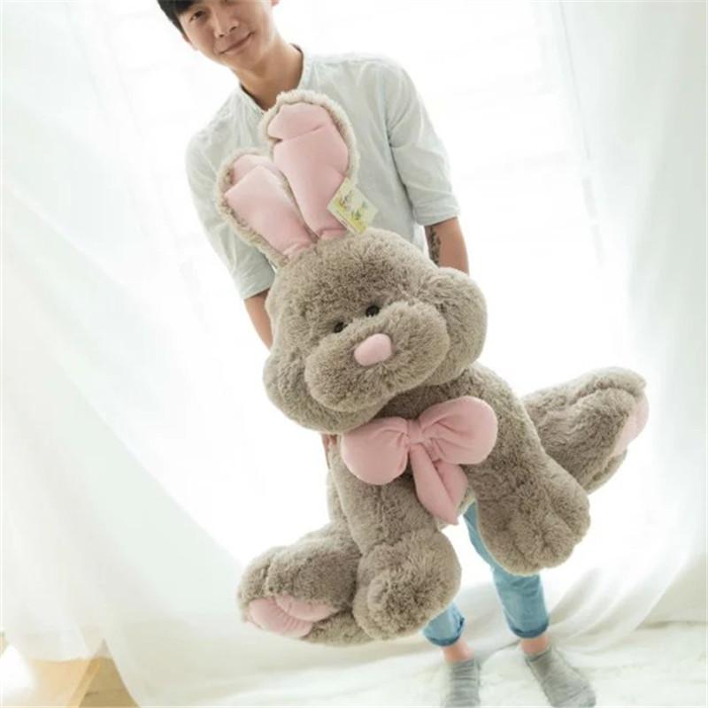 Us Costco super-sized bonnie big rabbit plush toys plush toys spot seconds long ear(China (Mainland))