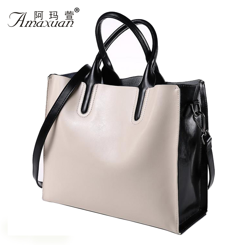 New Fashion Casual Women Handbag Genuine Leather Women Shoulder Women Leather Bag Leisure Bucket Bag Bags Handbag Women BH1122(China (Mainland))