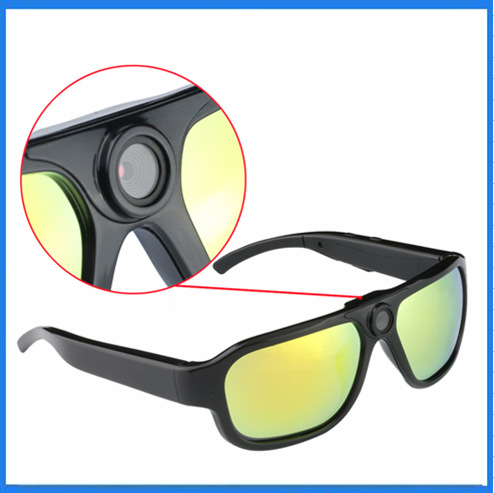 Upgrade 1080P Outdoor sports smart glasses camera HD DV camera glasses 4 colours
